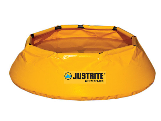Justrite POP-UP POOL 150 GALS