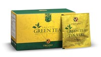 Organo Gold Organic Green Tea with Ganoderma, Lingzhi Reishi Slim Detox Diabete Immune High Blood Sciatica Weight Loss Digestive