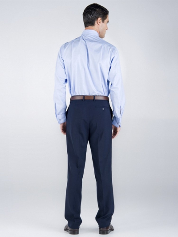 High Quality Classic custom made formal cotton mens dress pants