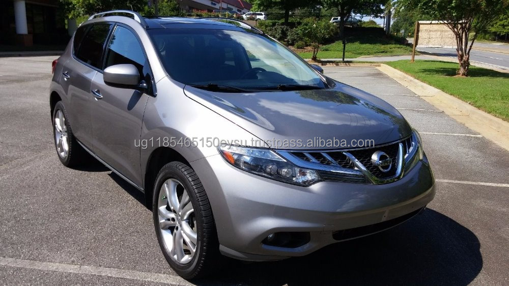 Used LHD Nissan Murano LE 2012