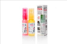 Anti Tick Repellent Spray Small Size Bottle 20mL