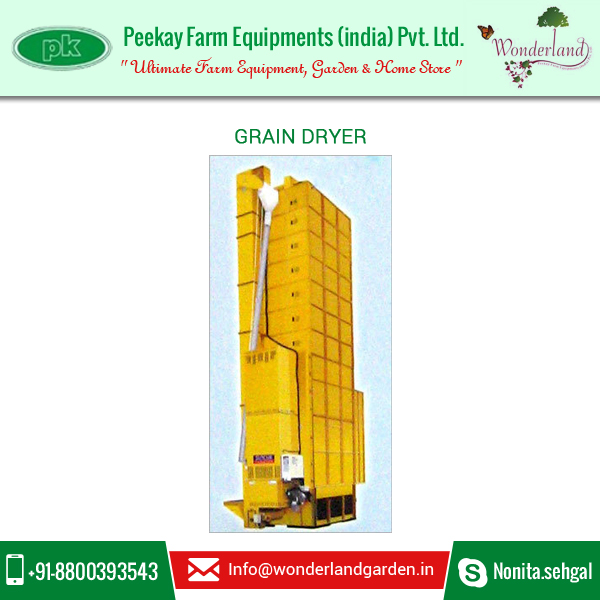New Design Tower Type Electric Grain Dryer at Reasonable Price