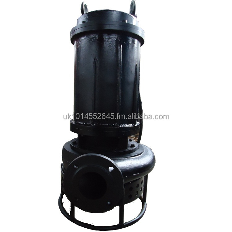 ZSQ (R) high wear-resisting submersible sand pump