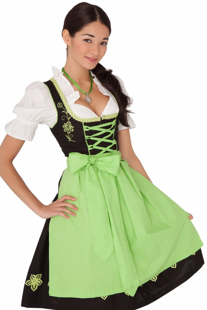Trachten Oktoberbest bavarian traditional dirndl dress