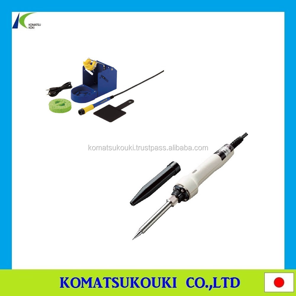 Hot-selling and premium temperature-controlled ceramic heater soldering iron(lead-free solder compatible) with high performance
