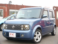 Reasonable Good looking nissan cube with Good Condition CUBE 14S 2006 used car made in Japan
