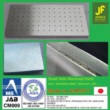 Accurate and Durable spinneret for hollow fiber small-hole machining with multiple functions made in Japan