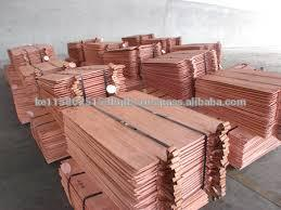 Copper Cathodes / Copper Sheets Rod Plate