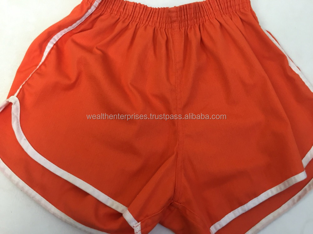 Bright color men's gym short/Bright color light weight men's gym short
