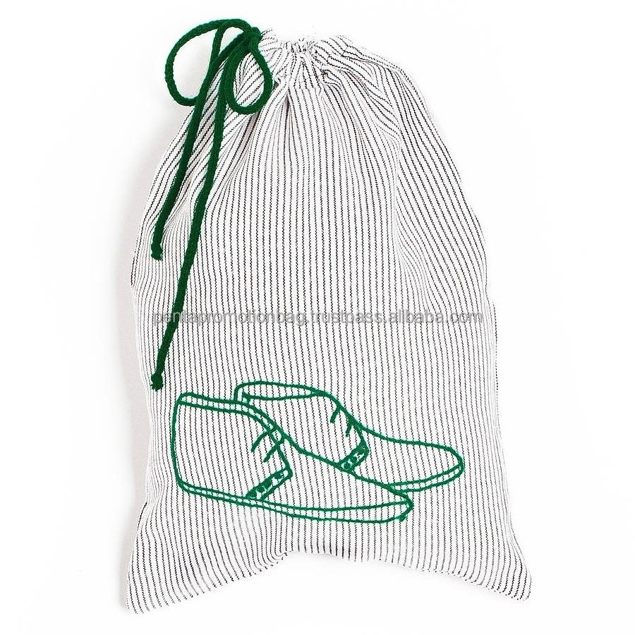 Cotton Shoe Bag - Manufacturer in Istanbul