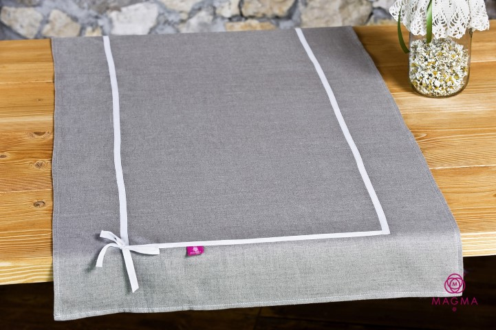 HIGH QUALITY 100% Flax / Linen tablecloth Manufacturer