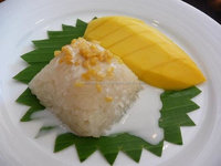 Thai sticky rice