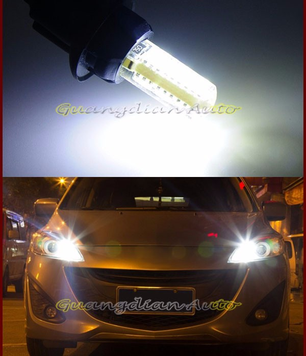 Exquisite!!! 2016 Guangdian transparent crystal 6smd t10 led lights 5050 chip waterproof silicone new kind of car light