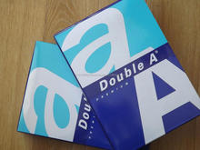 Double A A4 size copy copier paper 80 gsm from Thailand Factory Price