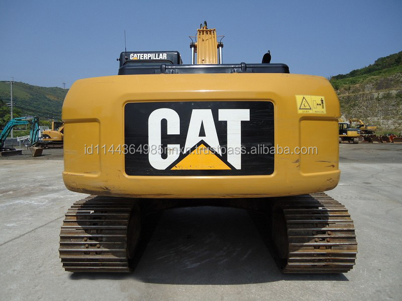 caterpillar 306D CAT 307C 307D used kobelco sk210 excavator High quality sale