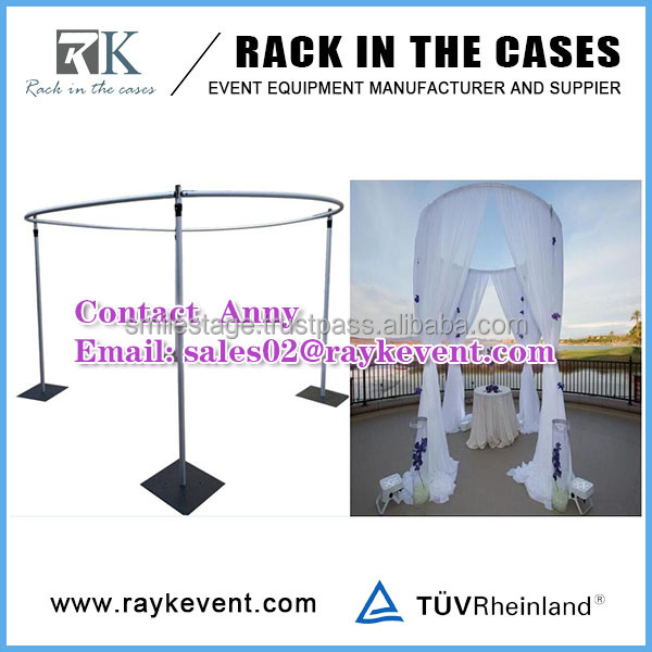 Pipe and drape backdrops used pipe and drape for sale Chuppah Kit pipe and drape