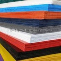 2.5mm pvc free foam sheet hdpe plastic sheet