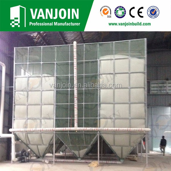 Automatic Sandwich Wall Panel Building Material Lightweight Board Making Machine