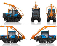 Hoist Carrier Mounted Drilling Rig BM-205