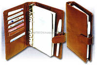 Custom Leather Daily Organizer Portfolio / New Latest Supplier Of Leather Organizer