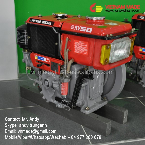 kubota design diesel engine RV50