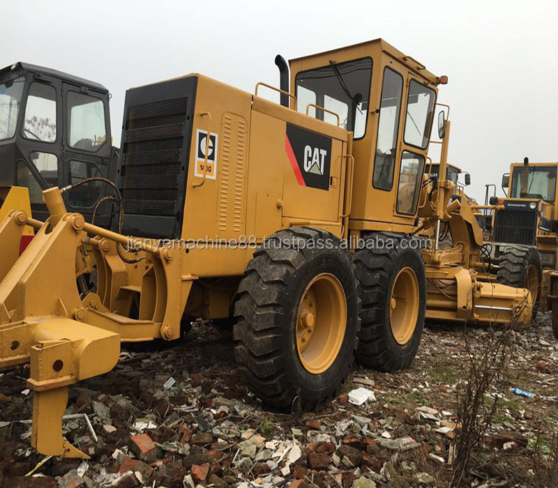 Hot Sell Used Small Motor Grader For Sale