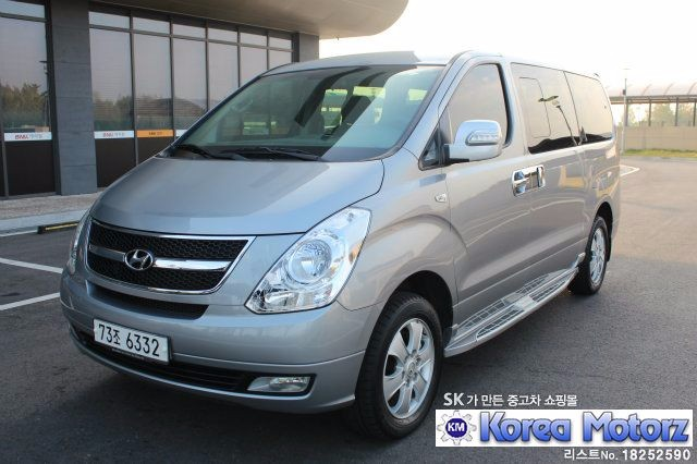 2014 HYUNDAI Grand Starex 4WD 12-Seater Wagon CVX Luxury used car(18252590)