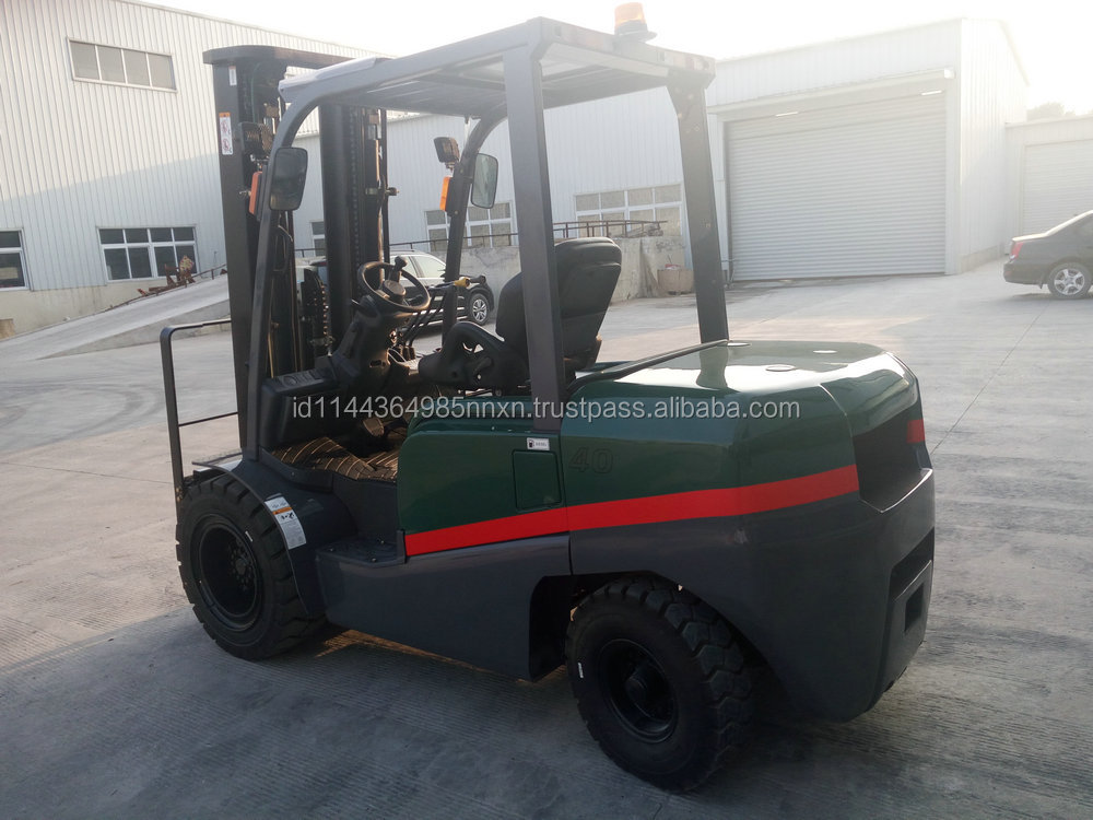 4 ton TCMC diesel forklift air filter for forklift Factory processing