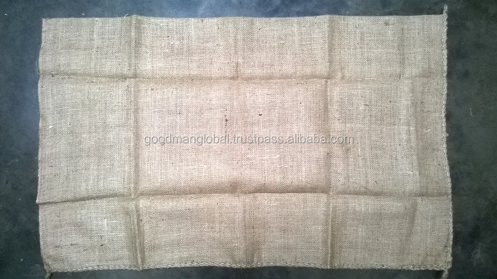 50 kg Jute Hessian Bags for packing Paddy / Rice / Wheat / Maize