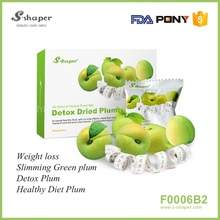 S - SHAPER Weight Loss Dried Slimming Detox Plums