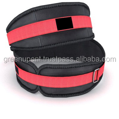 4,5 inches athlete running Workout belt