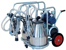 Stainless From Turkey With Single Cow Milking Machine Manuel Milking Machine