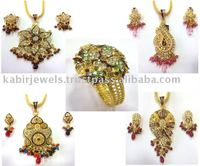 antique cheap indian fashion wholesale jewelry, lowest price combo jewelry