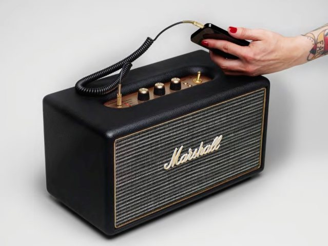 Marshall Bluetooth Wireless Speaker Stanmore