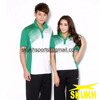 Full sublimation table tennis polo shirts/table tennis t shirt/table tennis shirt,man and women table tennis polo shirts