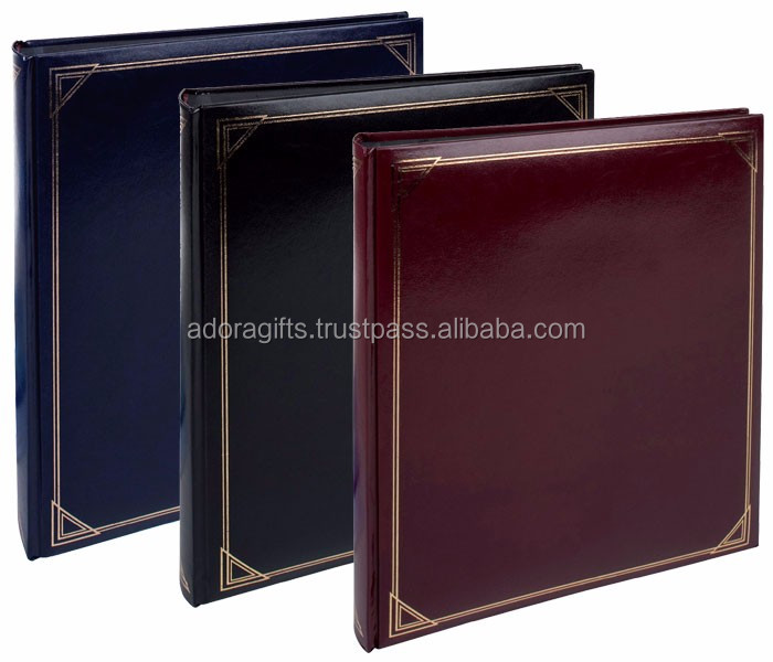 Latest Design leather album covers to store wedding , birthdays , engagement photos