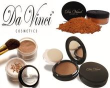 Vietnamese Vender .... Luxurious Mineral Makeup Da Vinci