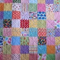patchwork fabric for art and craft and quilters available in a huge assortment of designs