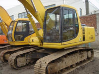 Heavy duty road excavator, Used Heavy duty excavator Komatsu PC200-6 equipment for sale