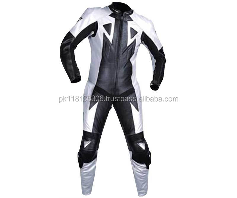 MOTORBIKE,MOTORCYCLE LEATHER 2pc COMPLETE SUIT - CE APPROVED