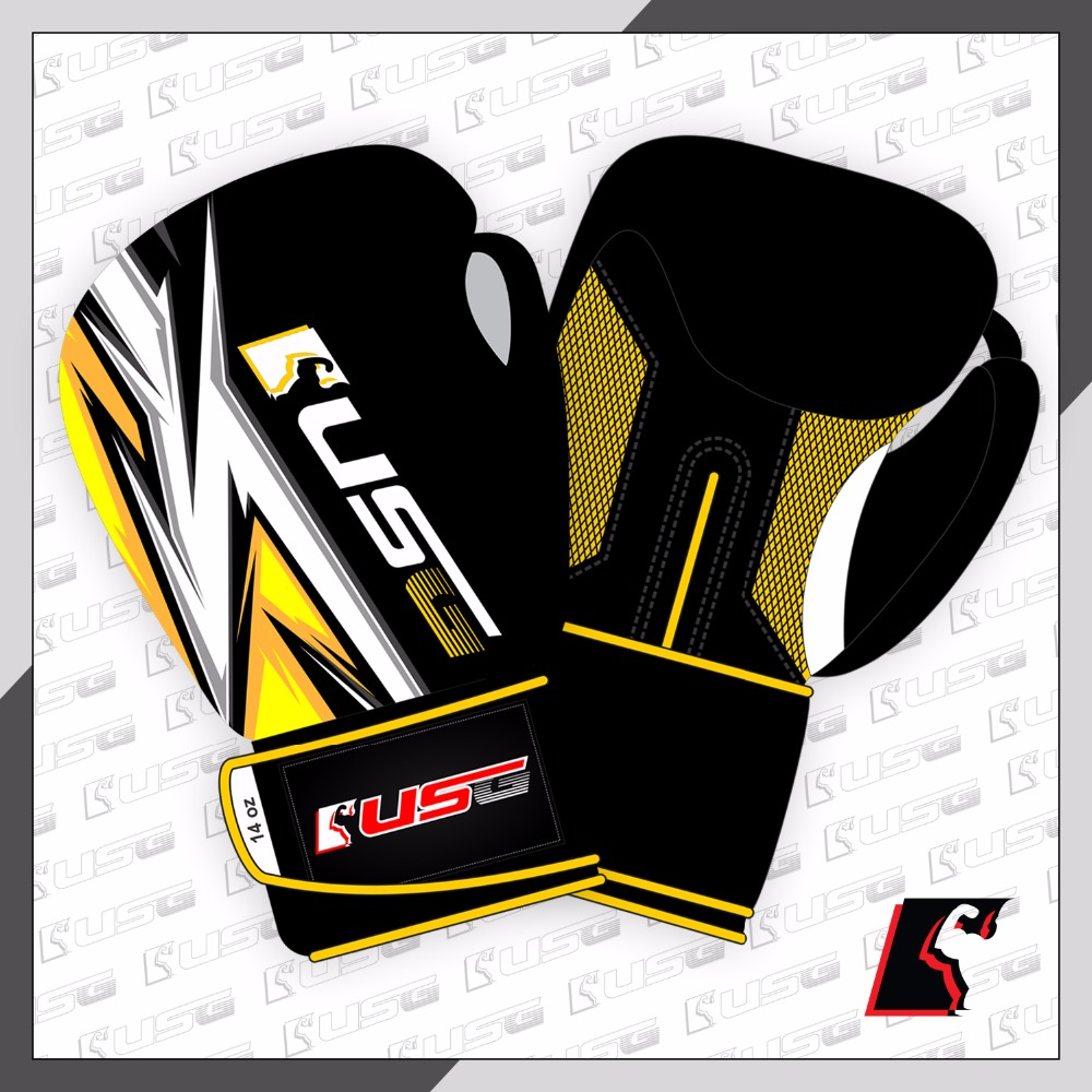 Ultimate Boxing Fighting Gloves