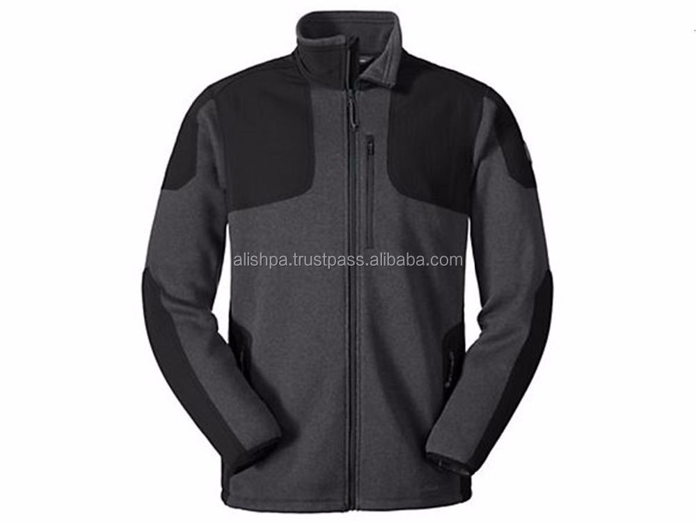 Mens Sport Shop Daybreak IR Fleece Jacket Dark Smoke Retail