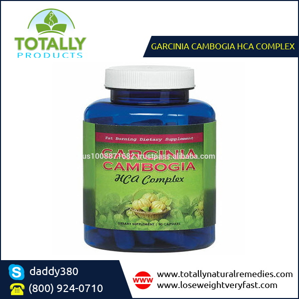 100% Certified Quality Garcinia Cambogia HCA Complex for Sale