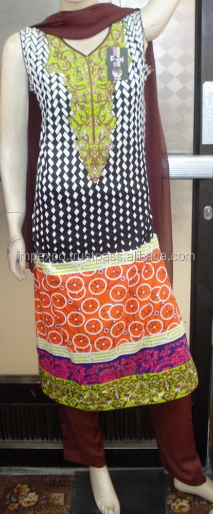 Ladies suits manufacturers in Lahore / ladies readymade suits in Lahore