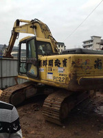 Used Construction Equipment For Africa pc350-7 Excavator / Used pc350-7 pc200-7 , please contact: 0086 15026518796 for more info