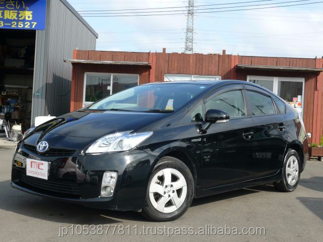 japanese Right hand drive toyota prius sedan used car with Good Condition