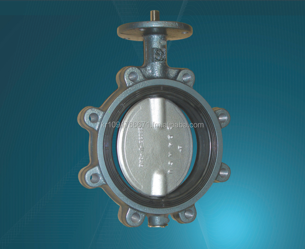 SDV400 Concentric Type Butterfly Valve