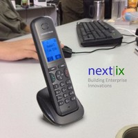 DECT Cordless IP Phone