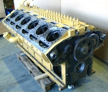 Cylinder block Caterpillar 3512