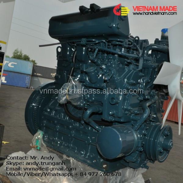 kubota 2 cylindre moteur diesel v2403 m di te ck3t moteurs. Black Bedroom Furniture Sets. Home Design Ideas